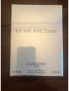 """Lancome La Vie Est Belle 2.5oz / 75ml L'eau De Parfum For Women """"New Sealed"""" by Lancôme"""