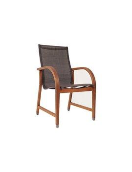 Mesh Wood Armchair (Set Of 4) by Ashley Homestore