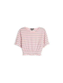 Striped Crop Top by Primark