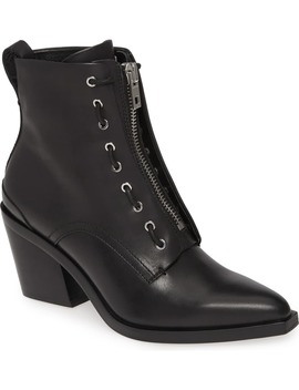 Ryder Zip Bootie by Rag & Bone