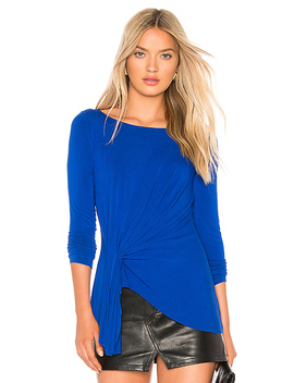 Fall For You Top In Blue by Bailey 44