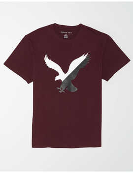 Ae Bold Graphic T Shirt by American Eagle Outfitters