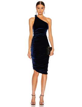 Celeste Velvet Dress by Alix Nyc