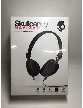 Skullcandy Navigator Black/Black Microphone 1 by Skullcandy