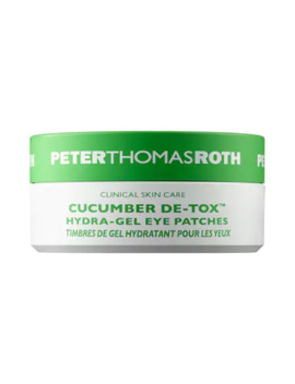 Cucumber De Tox™ Hydra Gel Eye Patches by Peter Thomas Roth