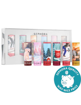 Frosted Kisses #Lipstories Set by Sephora Collection