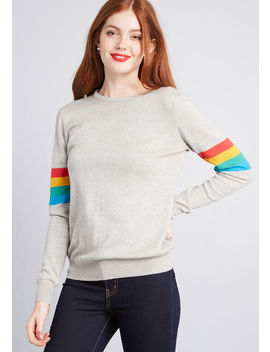 Radiance By Request Rainbow Sweater by Sugarhill Boutique