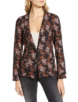 Printed Pyjama Blazer by Scotch & Soda