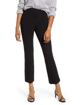 Ponte Crop Flare Pants by Spanx®