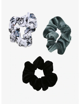 The Nightmare Before Christmas Jack Scrunchie Set by Hot Topic