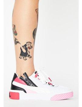 X Karl Lagerfeld Cali Sneakers by Puma
