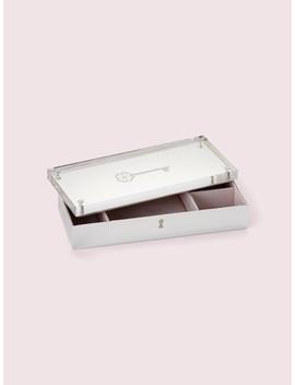 Key Court Jewelry Box by Kate Spade