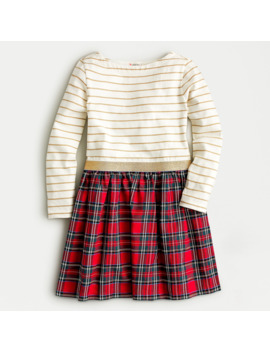 Girls' Mix And Match Dress by J.Crew