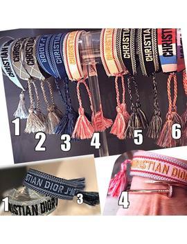 Friendship Bracelet by Etsy
