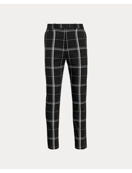 Tailored Fit Plaid Golf Pant by Ralph Lauren