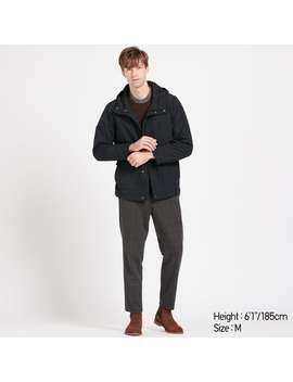 Jersey Lined Field Parka by Uniqlo