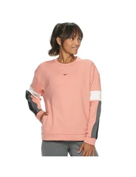 Women's Nike Therma Long Sleeve Training Top by Nike