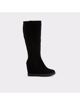 Knee High Winter Boot   Wedge Heel by Aldo