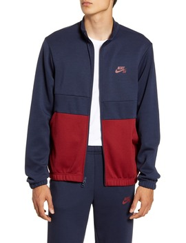 Dri Fit Icon Colorblock Track Jacket by Nike Sb