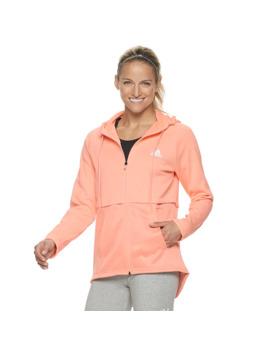 Women's Adidas Team Issue Full Zip Hoodie by Adidas