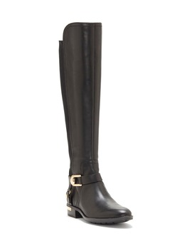 Pearley Knee High Riding Boot by Vince Camuto