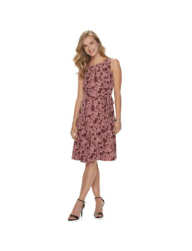 Women's Elle™ Fit And Flare Dress by Elle