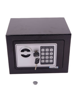 Ktaxon Durable Digital Electronic Safe Box Keypad Lock Home Office Hotel Safety Black by Ktaxon