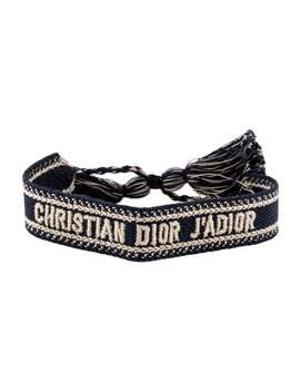 J'adior Woven Bracelet by Christian Dior