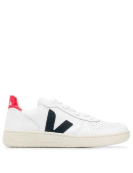 Black V Sneakers by Veja