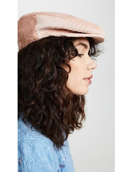 Gabor Newsboy Hat by Isabel Marant