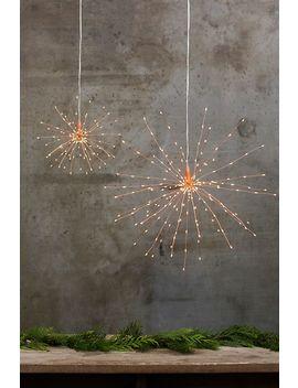 Stargazer Northstar Pendant Light by Anthropologie