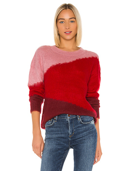 Isabel Sweater In Paprika by Lovers + Friends