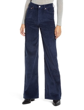 Ribcage Wide Leg Corduroy Pants by Levi's®