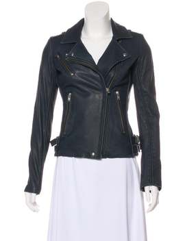 Leather Biker Jacket W/ Tags by Iro