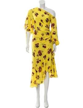 Silk Long Dress W/ Tags by A.L.C.