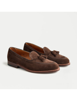 Alden® For J.Crew Tassel Loafers by Alden