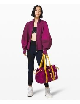 Face Forward Define Jacket Lululemon X Roksanda New by Lululemon