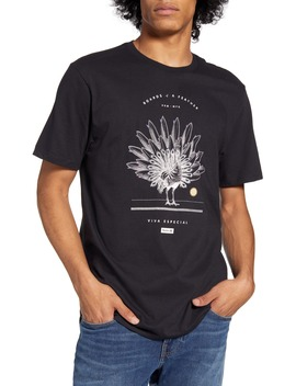 Prm Boards Of A Feather Graphic T Shirt by Hurley