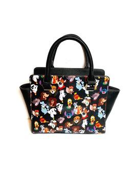 Disney Dogs Purse | Dog Purse | Disney Dog Bag | Disney Purse | Disney Bag | Disney Shoulder Bag | Disneyland Bag | Disney Purse | by Etsy