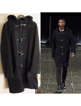 Raf Fw06 07 Key Piece Duffle Coat With Bullet Like Hooks by Raf Simons  ×