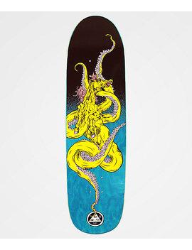 "Welcome Seahorse Psyanka 8.5"" Skateboard Deck by Welcome Skateboards"