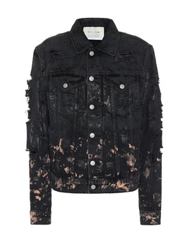 Distressed Denim Jacket by 1017 Alyx 9 Sm