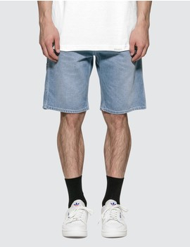 Ruck Single Knee Denim Shorts by              Carhartt Work In Progress