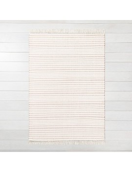 Stripe Fringe Area Rug   Hearth & Hand™ With Magnolia by Shop Collections