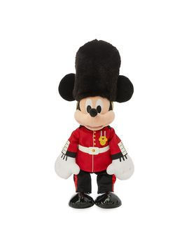 Mickey Mouse Queen's Guard Plush – United Kingdom – World Showcase – Small – 16'' | Shop Disney by Disney