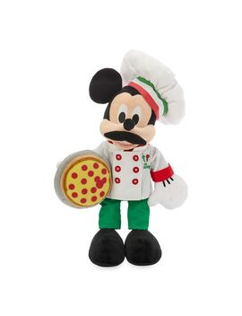 Mickey Mouse Chef Plush – Italy – World Showcase – Small – 15'' | Shop Disney by Disney