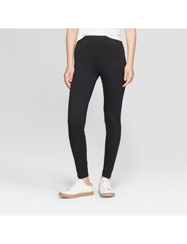 Women's Super Soft Leggings   Xhilaration™ Black by Xhilaration