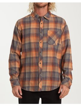 Freemont Flannel Shirt by Billabong