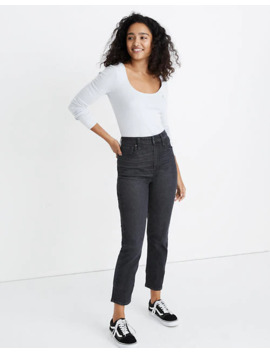 The Tall Curvy Perfect Vintage Jean In Sumner Wash by Madewell