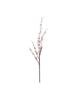 Artificial Pink Cherry Blossoms Branch by The Seasonal Aisle